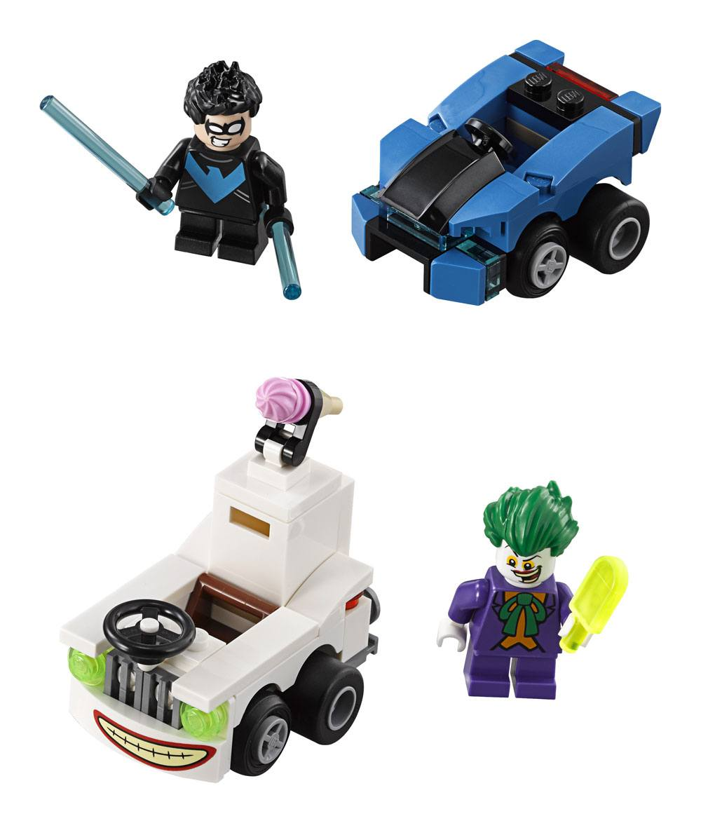 LEGO® DC Universe Super Heroes™ Mighty Micros - Nightwing™ vs. The Joker™