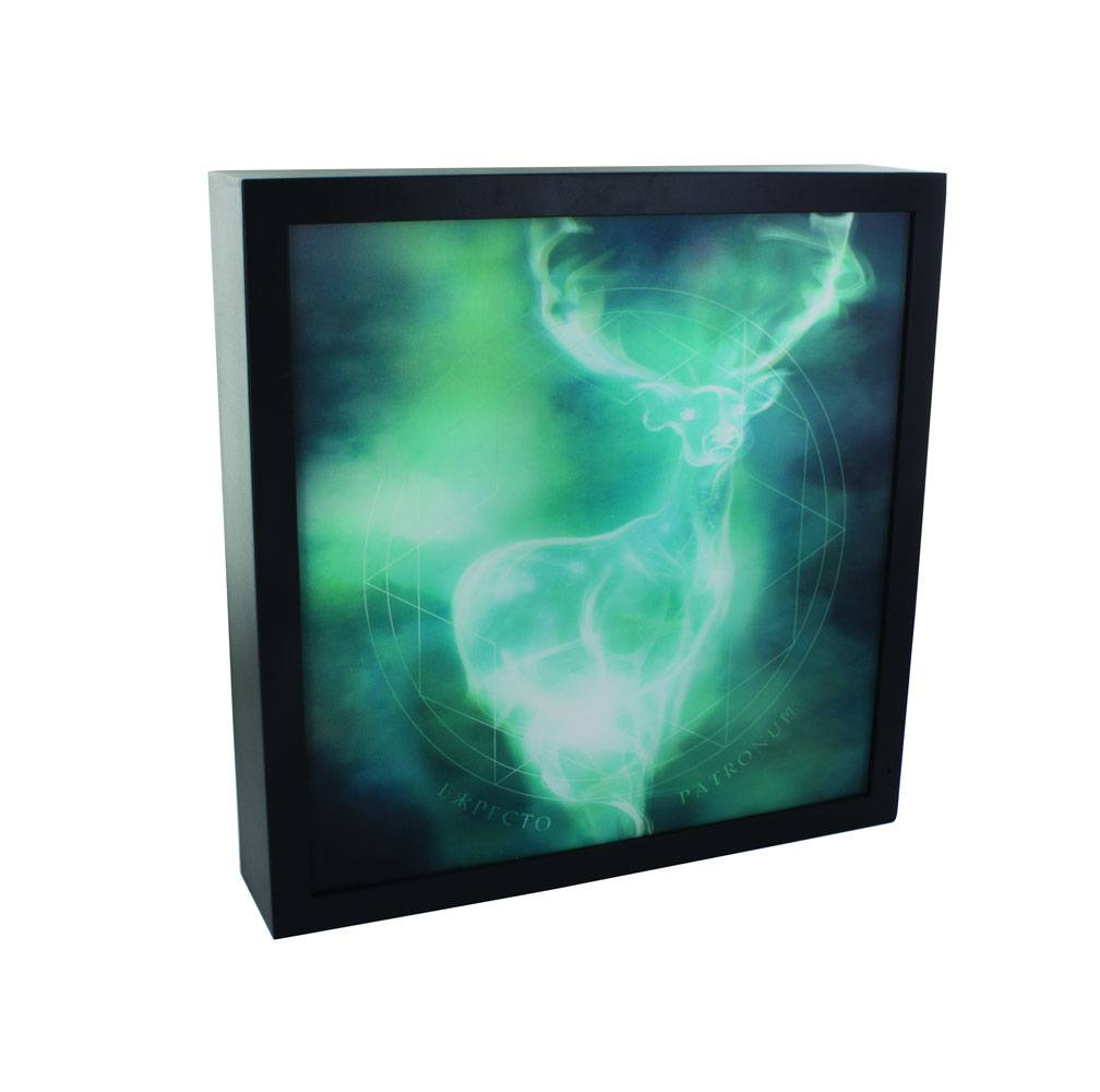 Harry Potter Luminart Light 3D Patronus 25 cm
