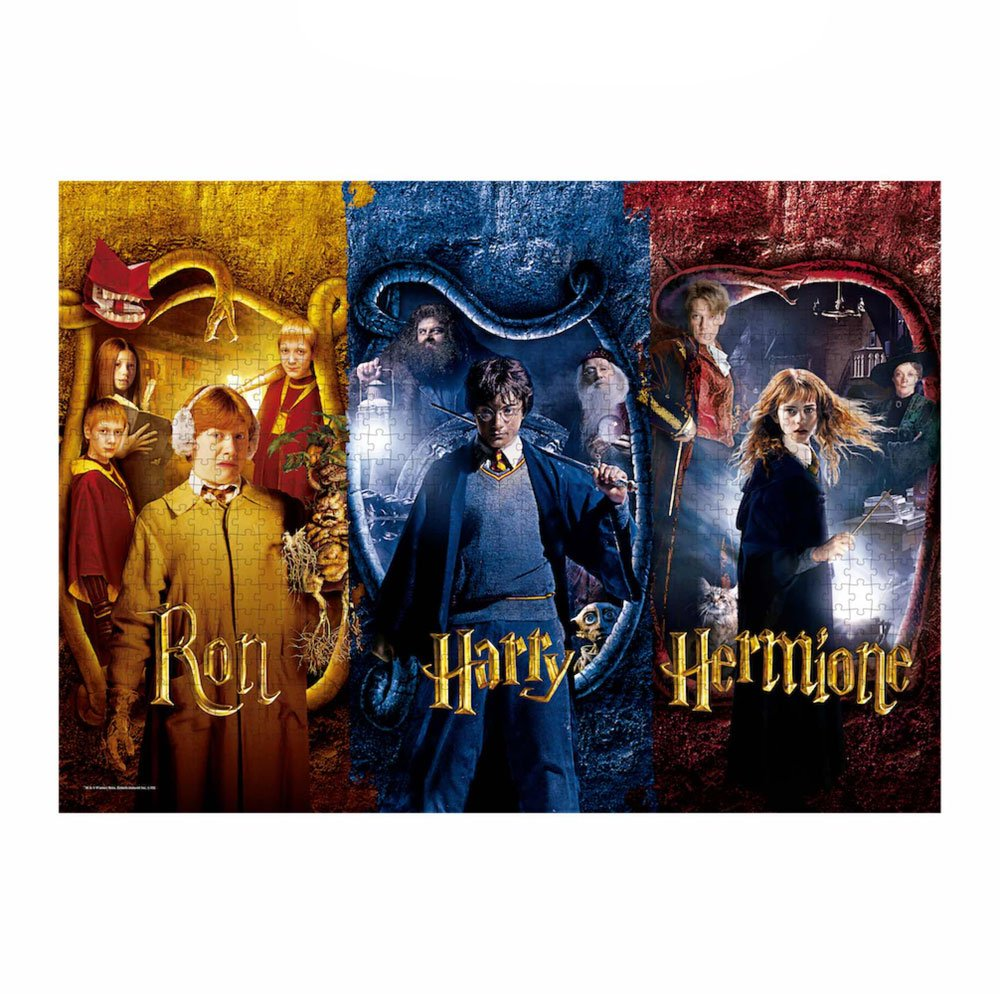 Harry Potter Jigsaw Puzzle Harry, Ron & Hermione