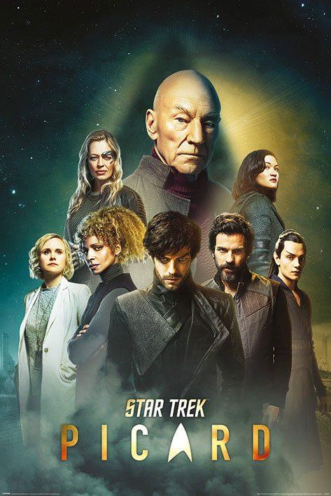 Star Trek: Picard Poster Pack Reunion 61 x 91 cm (5)