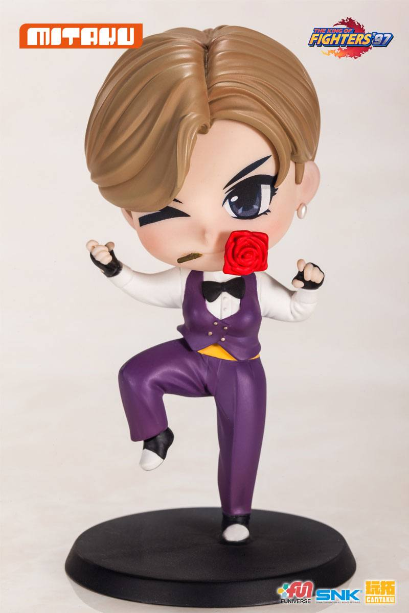The King of Fighters '97 Chibi Mini Figure King 10 cm