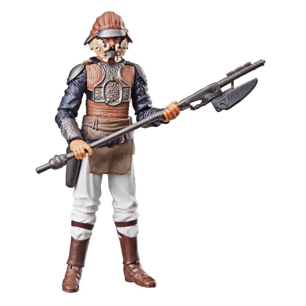 Star Wars EP VI Vintage Collection Action Figure 2019 Lando Calrissian (Skiff Guard) Exclusive 10 cm