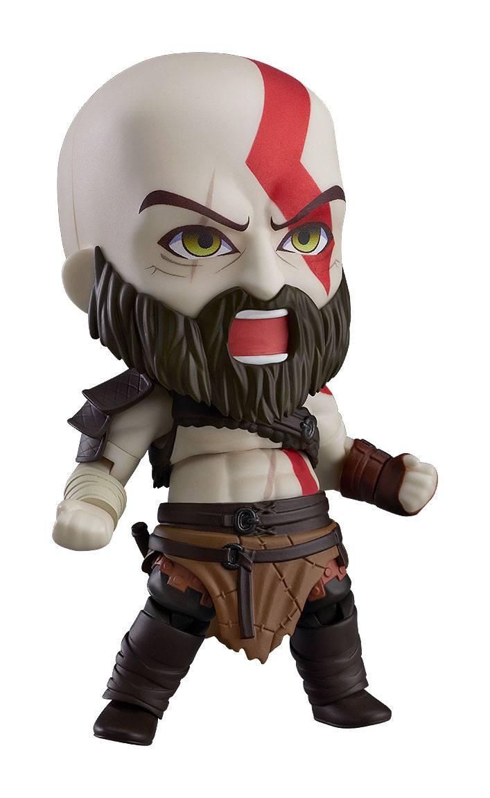 God of War Nendoroid Action Figure Kratos 10 cm