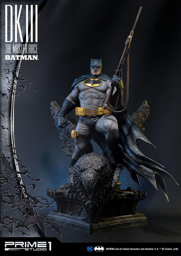 Dark Knight III The Master Race Statue 1/3 Batman 102 cm
