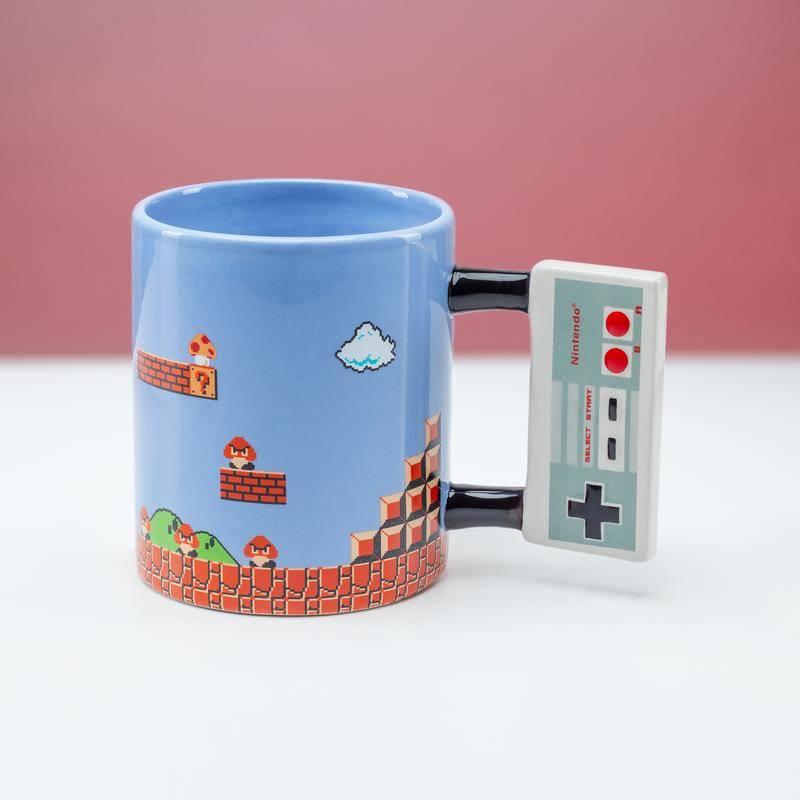 Nintendo Shaped Mug NES Controller