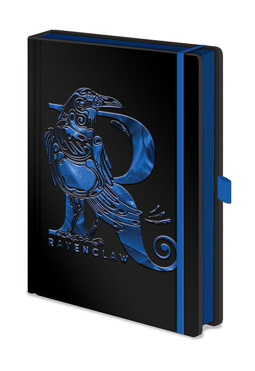Harry Potter Premium Notebook A5 Ravenclaw Foil