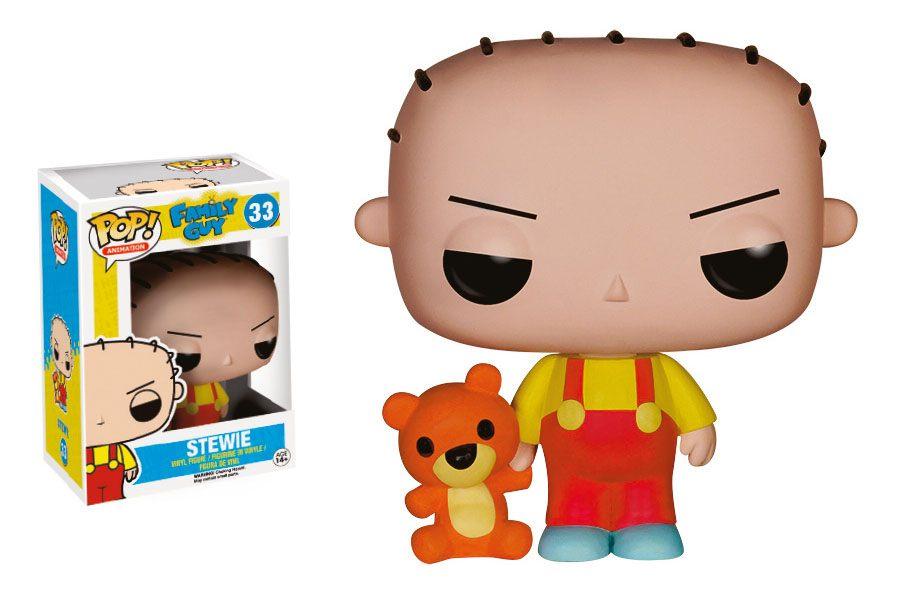 Family Guy POP! Television Vinyl Figure Stewie 9 cm