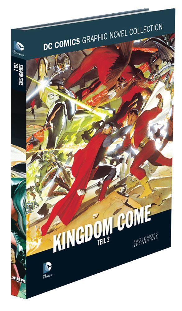 DC Comics Graphic Novel Collection #91 Kingdom Come, Teil 2 Case (12) *German Version*