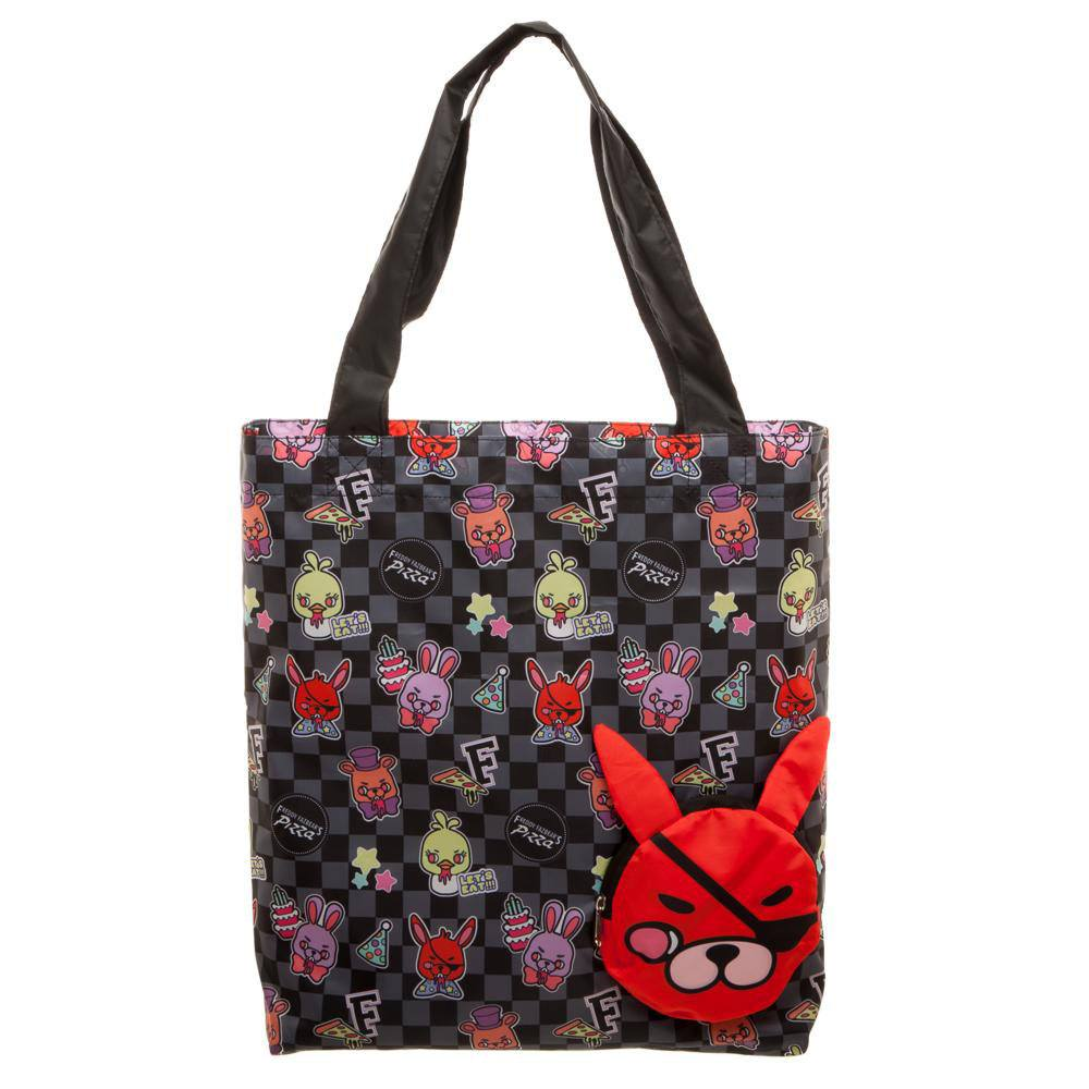Five Nights at Freddy's Tote Bag Foxy