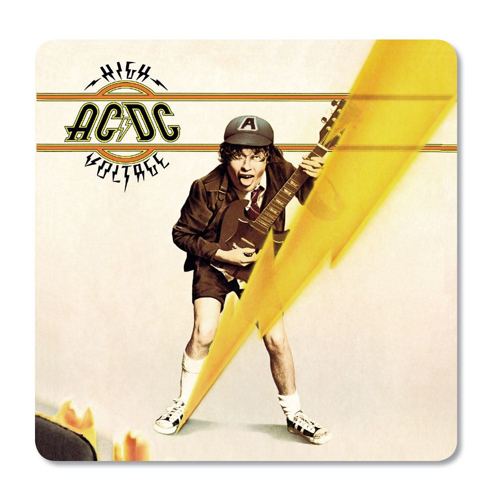 AC/DC Coaster Pack High Voltage (6)