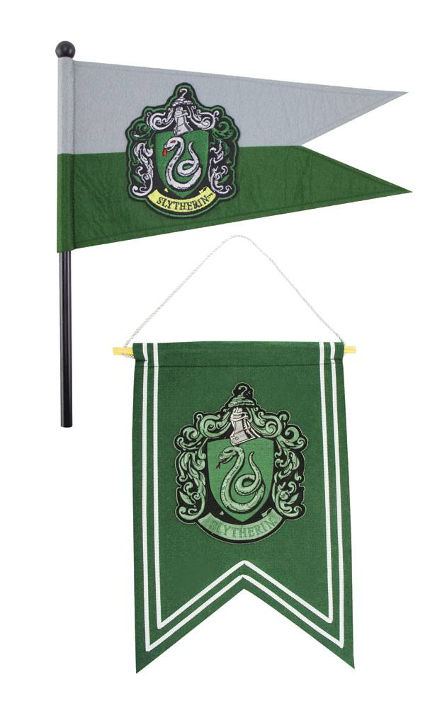 Harry Potter Banner & Pennant Set Slytherin