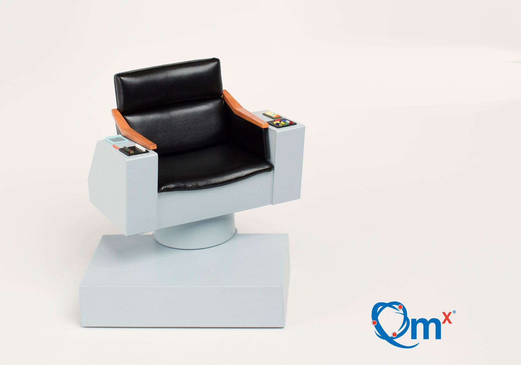 Star Trek TOS Replica 1/6 Captain's Chair 20 cm