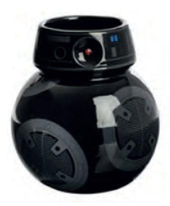 Star Wars Episode VIII 3D Mug BB9-E