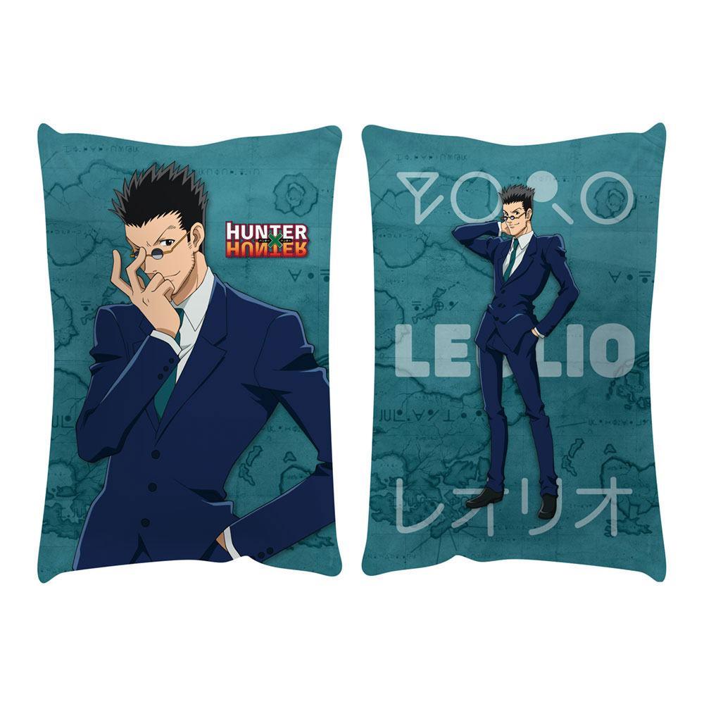 Hunter x Hunter Pillow Leolio 50 x 33 cm