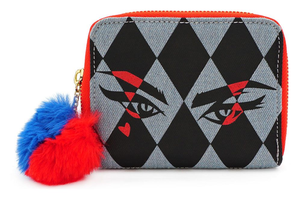 Birds of Prey by Loungefly Purse Harley Eyes