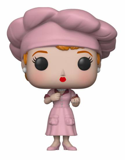 I Love Lucy POP! TV Vinyl Figure Factory Lucy 9 cm