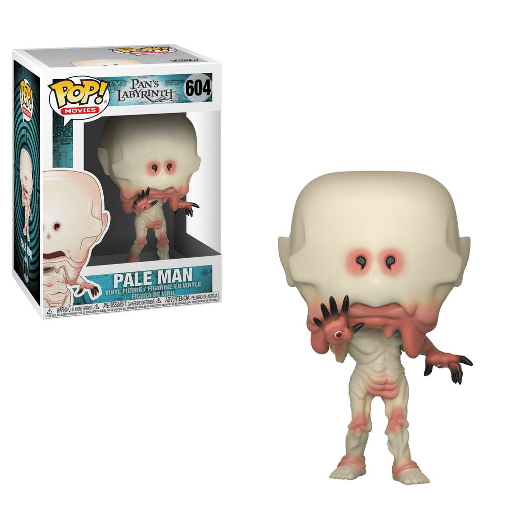 Pan's Labyrinth POP! Horror Vinyl Figure Pale Man 9 cm