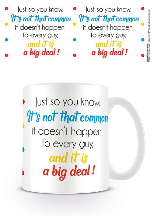 Friends Mug Big Deal
