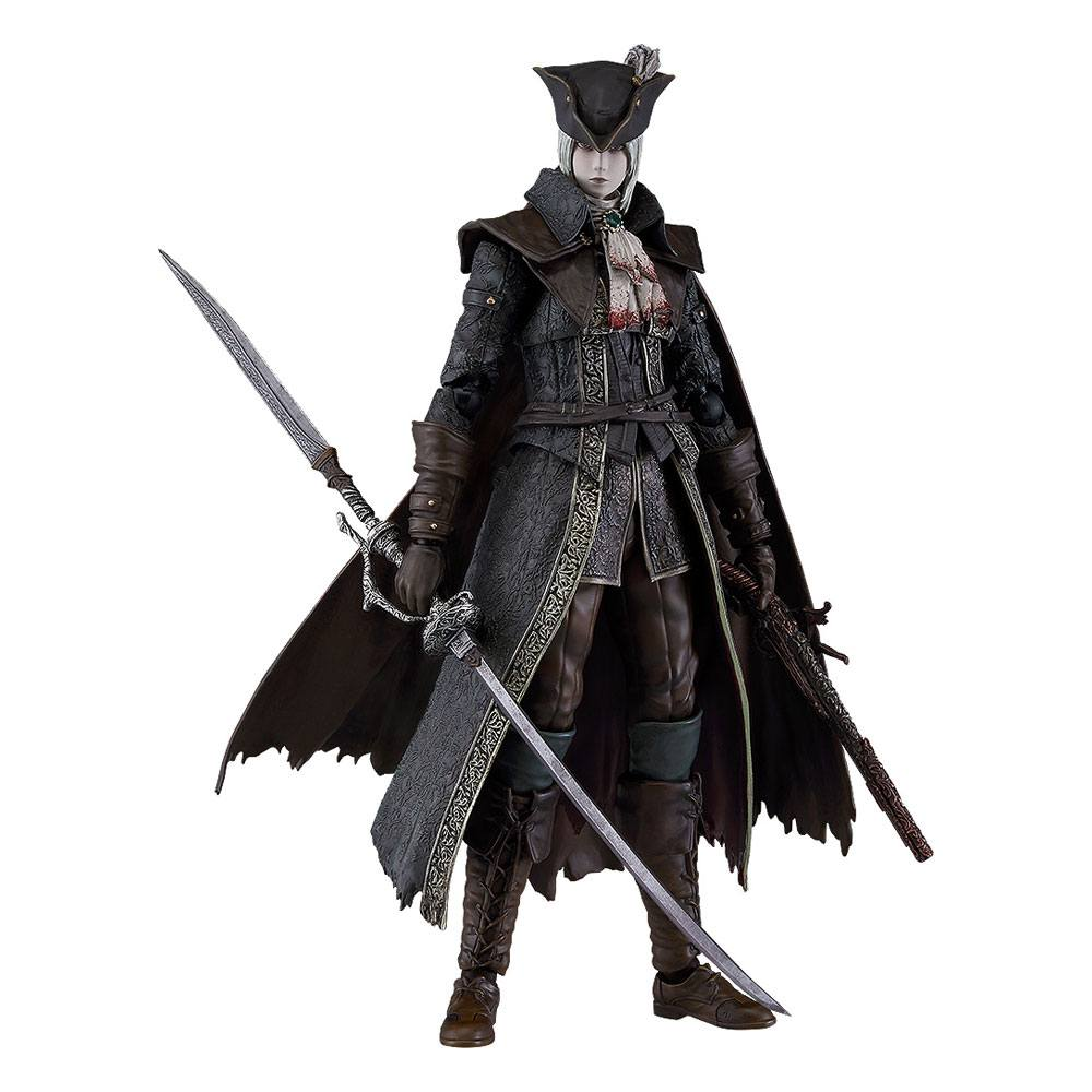 Bloodborne: The Old HuntersFigma Action Figure Lady Maria of the Astral Clocktower 16 cm