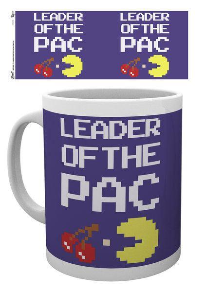 Pac-Man Mug Leader Of The Pac