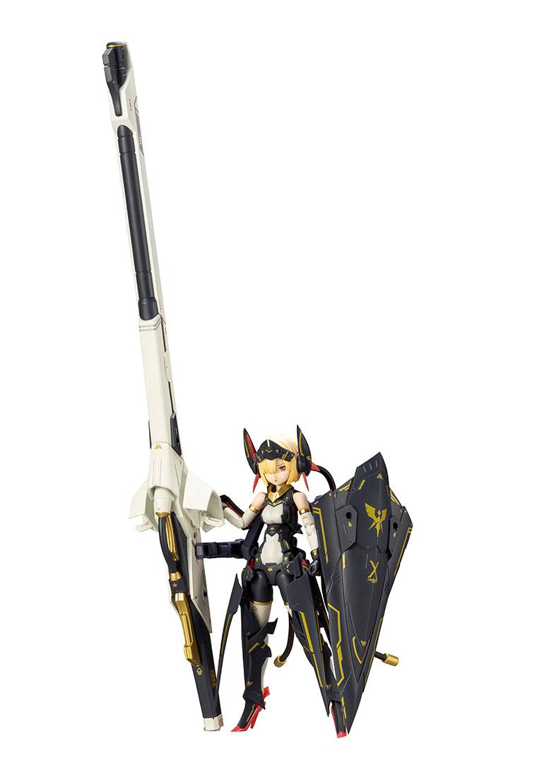 Megami Device Plastic Model Kit 1/1 Bullet Knights Launcher 35 cm
