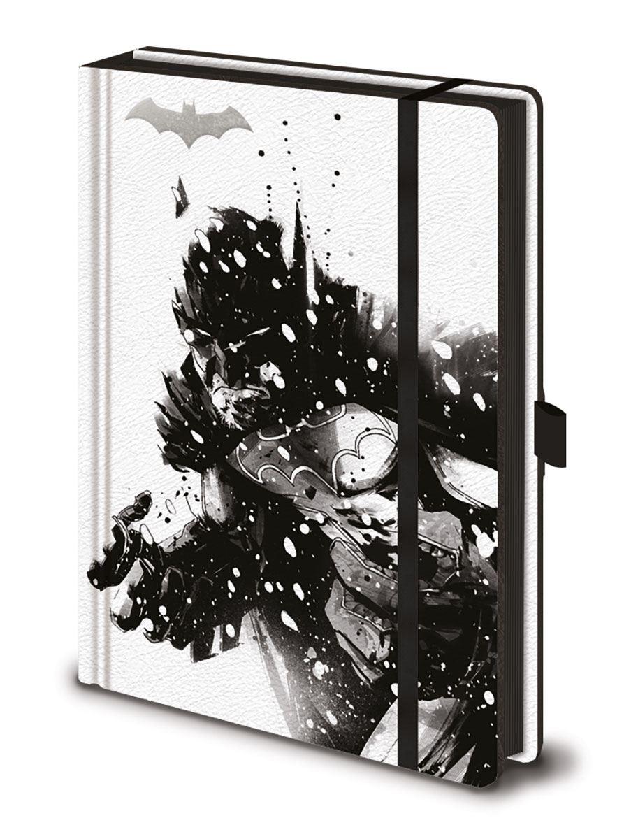 Batman Premium Notebook A5 Arctic