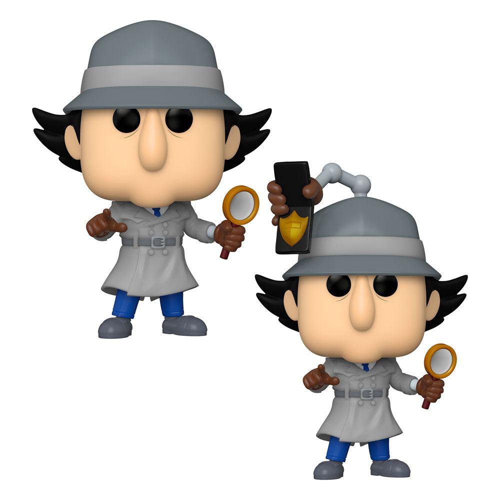 Inspector Gadget POP! Animation Figures Inspector Gadget 9 cm Assortment (6)