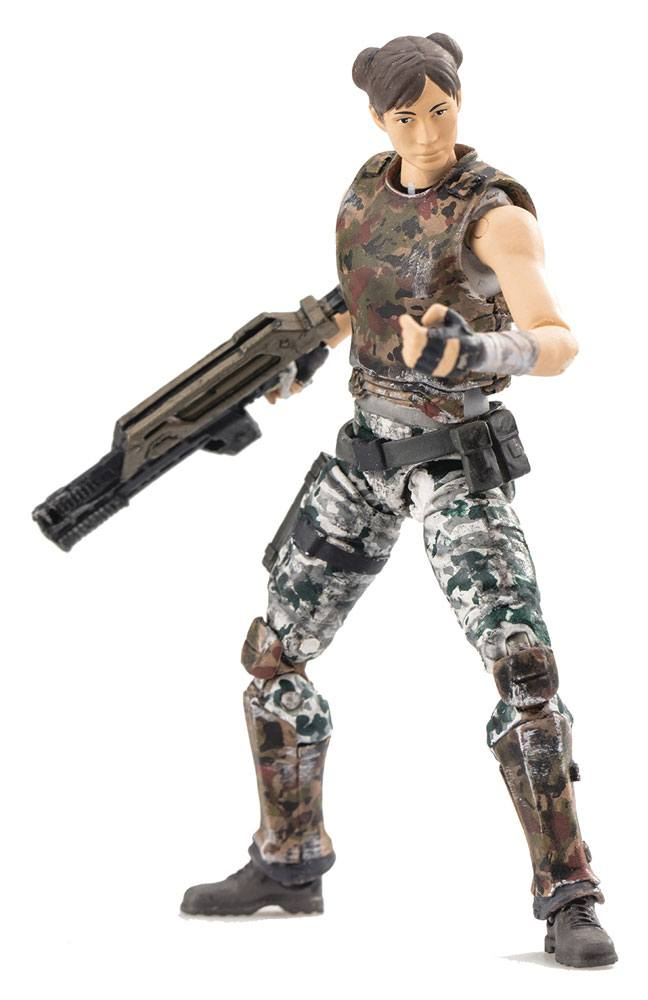 Aliens Colonial Marines Action Figure 1/18 Bella Previews Exclusive 10 cm