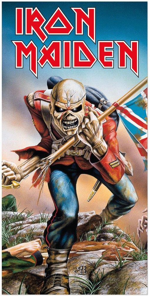 Iron Maiden Towel Trooper 150 x 75 cm
