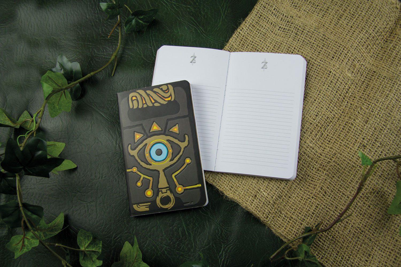 Legend of Zelda Breath of the Wild Notebook Sheikah Slate