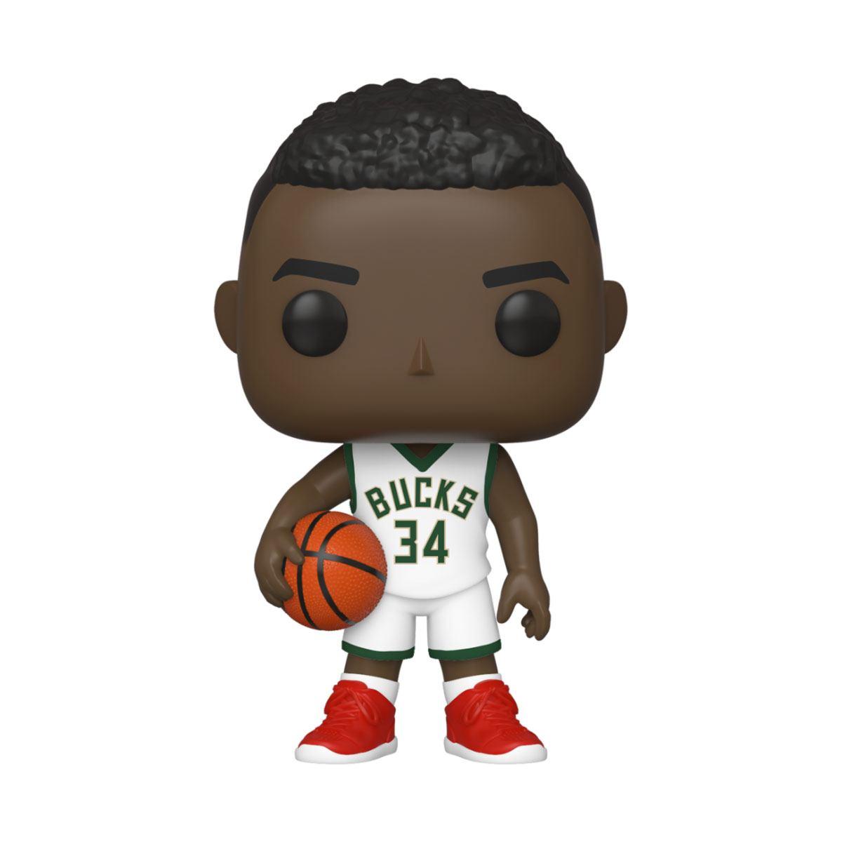 NBA POP! Sports Vinyl Figure Giannis Antetokounmpo (Bucks) 9 cm