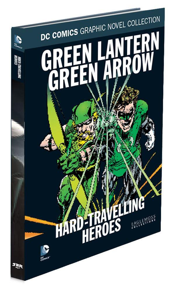 DC Comics Graphic Novel Collection #60 Green Lantern/Arrow: Hard-Travelli Case (12) *German Version*