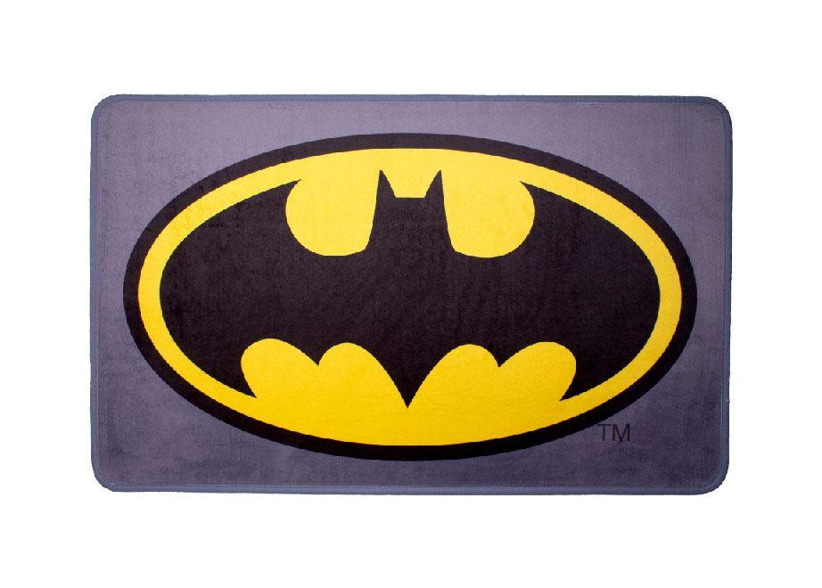 DC Comics Carpet Batman Logo 80 x 50 cm