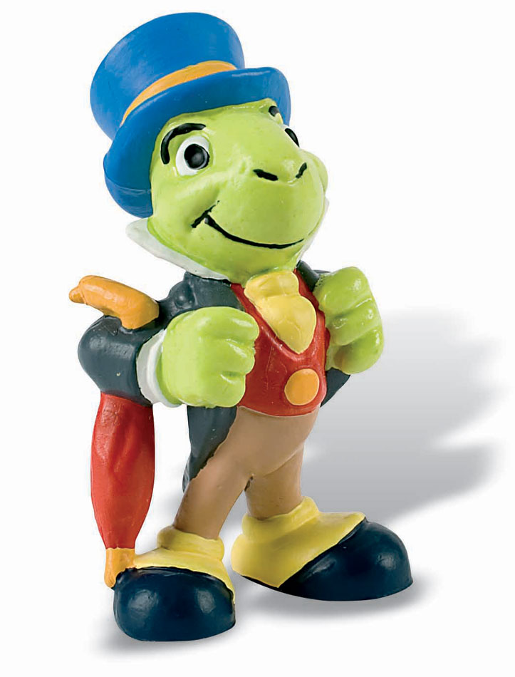 Pinocchio Figure Jiminy Cricket 6 cm