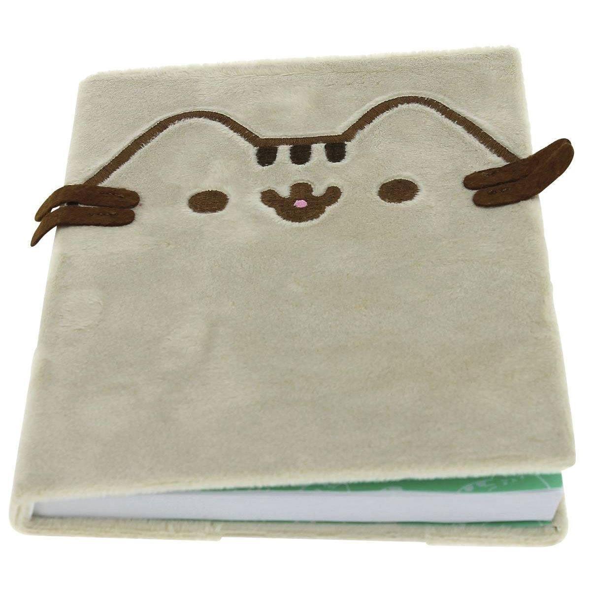 Pusheen Plush Notebook A5 Pusheen