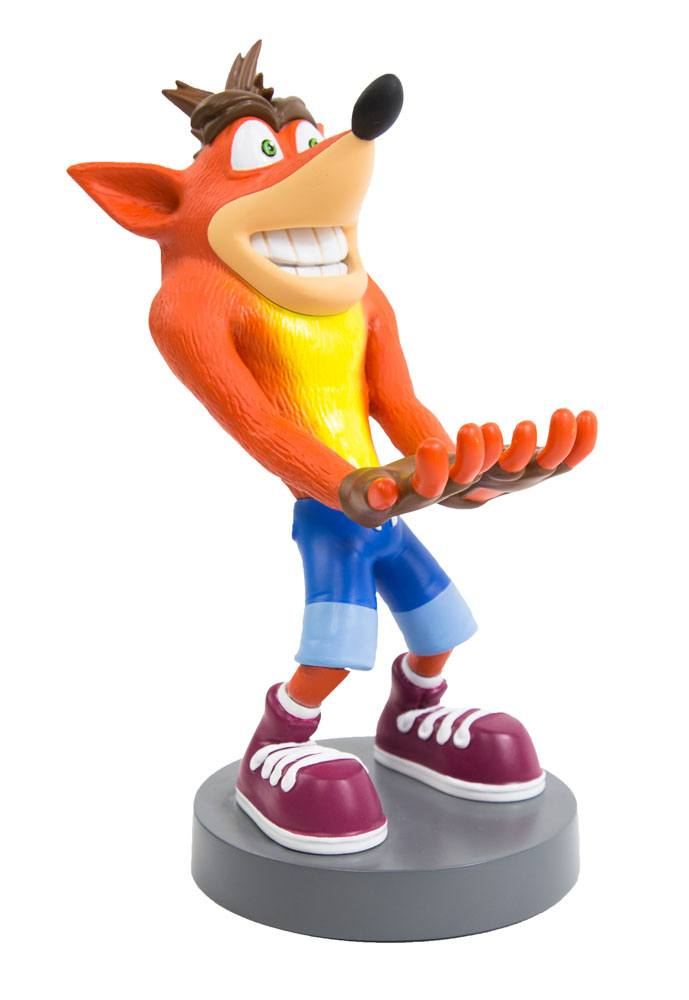 Crash Bandicoot XL Cable Guy Crash Bandicoot 30 cm