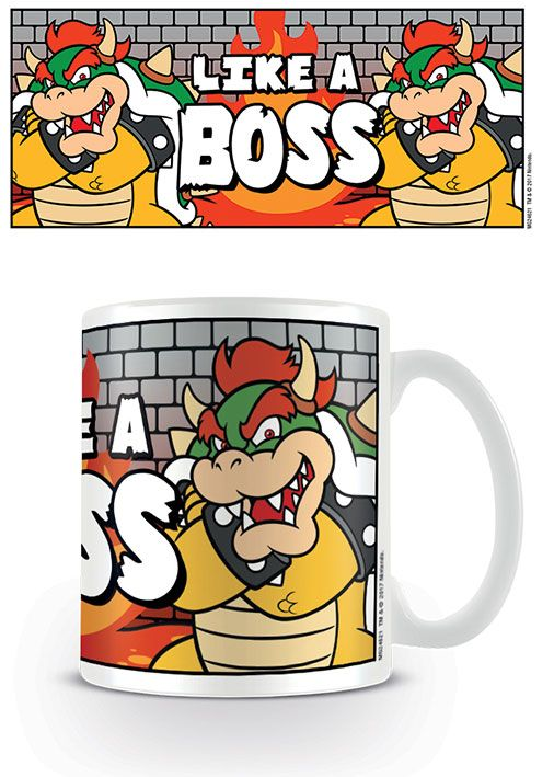 Super Mario Mug Like A Boss