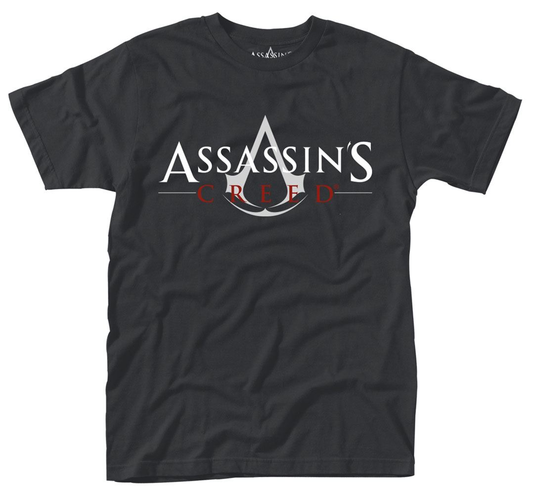 Assassin's Creed T-Shirt Logo Size S