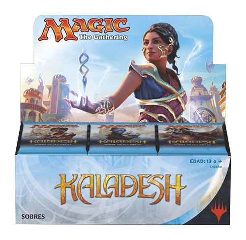 Magic the Gathering Kaladesh Booster Display (36) spanish