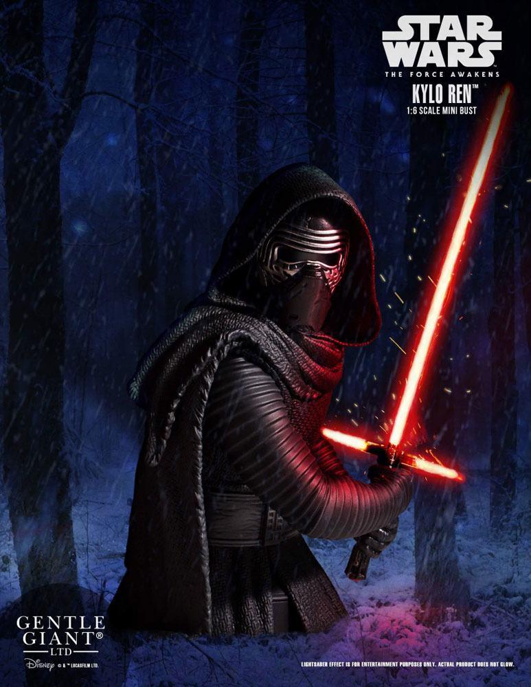 Star Wars Episode VII Bust 1/6 Kylo Ren 22 cm