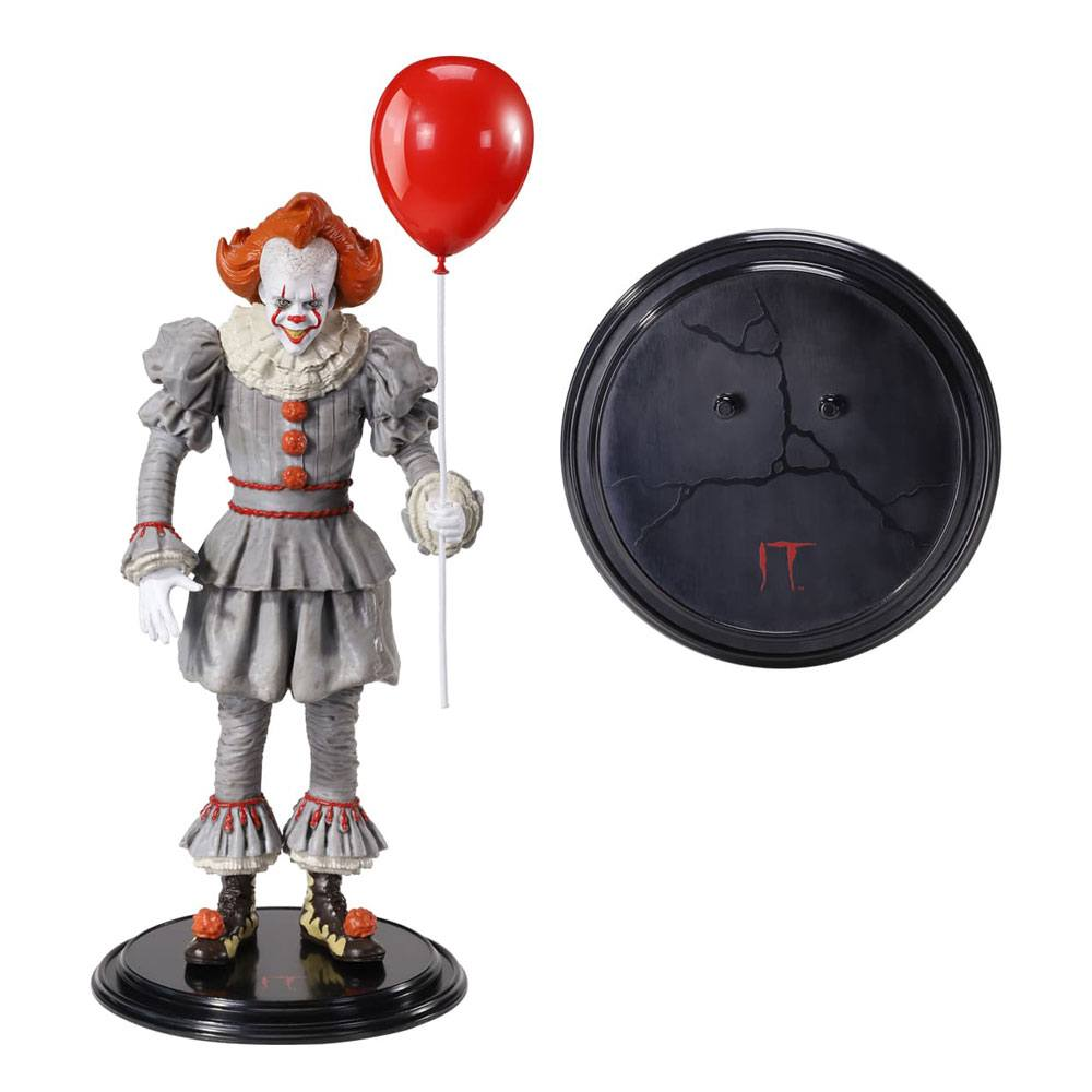 It Bendyfigs Bendable Figure Pennywise 19 cm