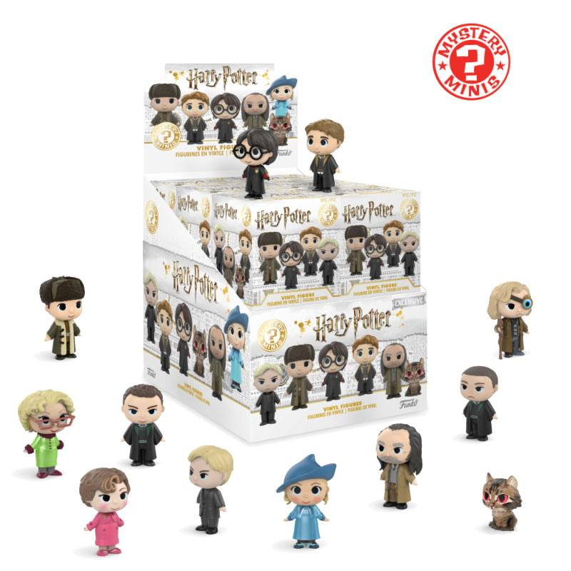 Harry Potter Mystery Mini Figures 5 cm Display Series 3 (12)