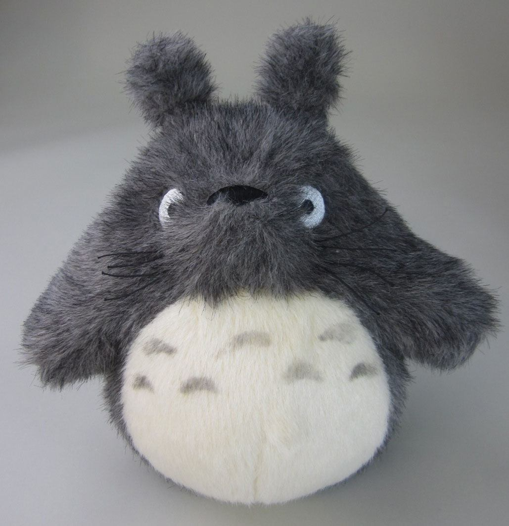 Studio Ghibli My Neighbour Totoro Dark Grey Big Totoro 25cm Plush Figure