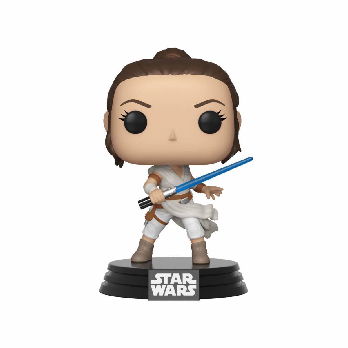 Star Wars Episode IX POP! Movies Vinyl Figure Rey 9 cm