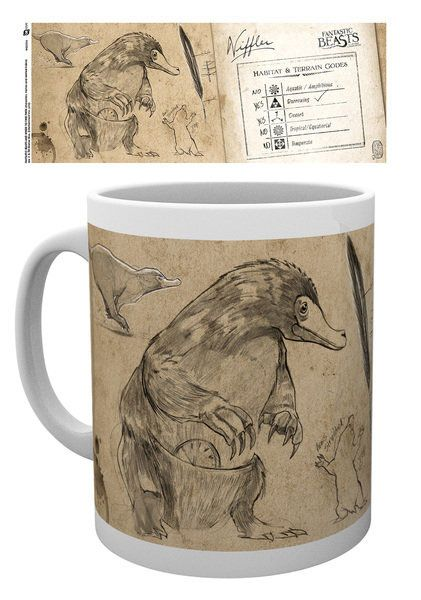 Fantastic Beasts Mug Nifflers