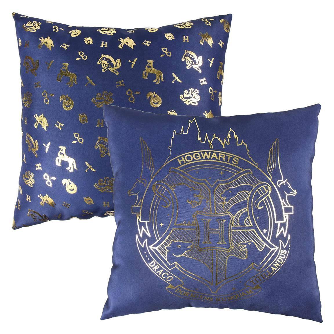 Harry Potter Premium Pillow Hogwarts 40 x 40 cm
