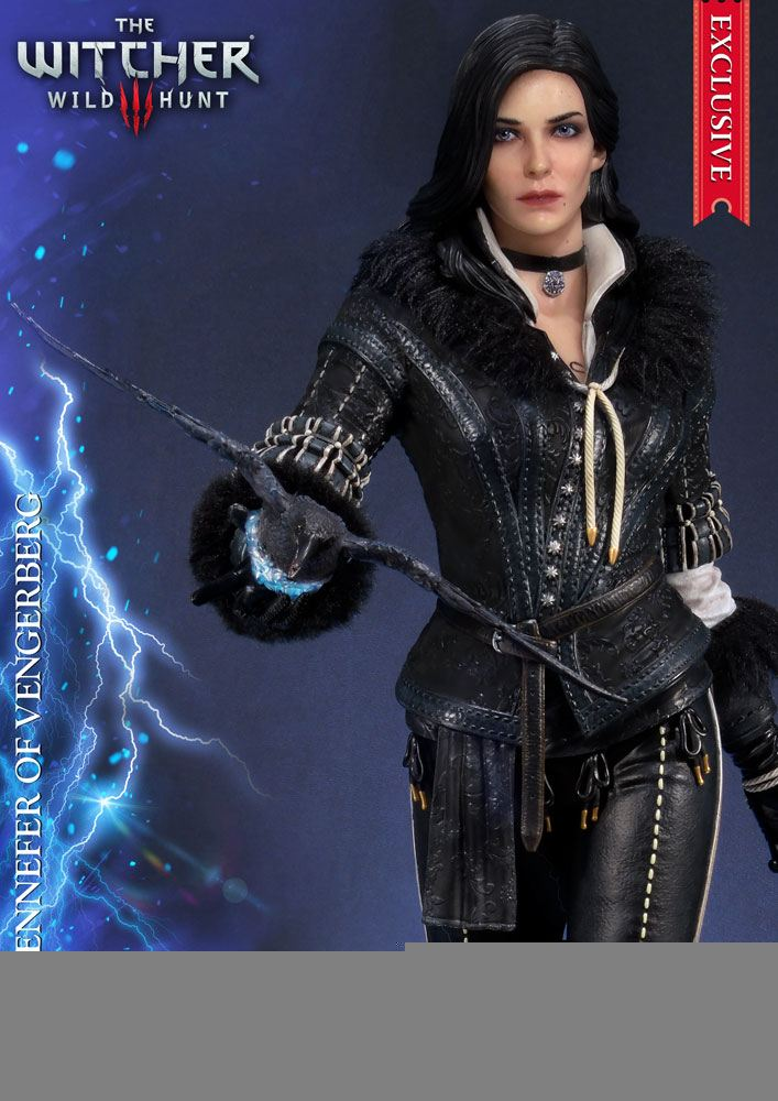 Witcher 3 Wild Hunt Statues Yennefer & Yennefer Exclusive 55 cm Assortment (3)