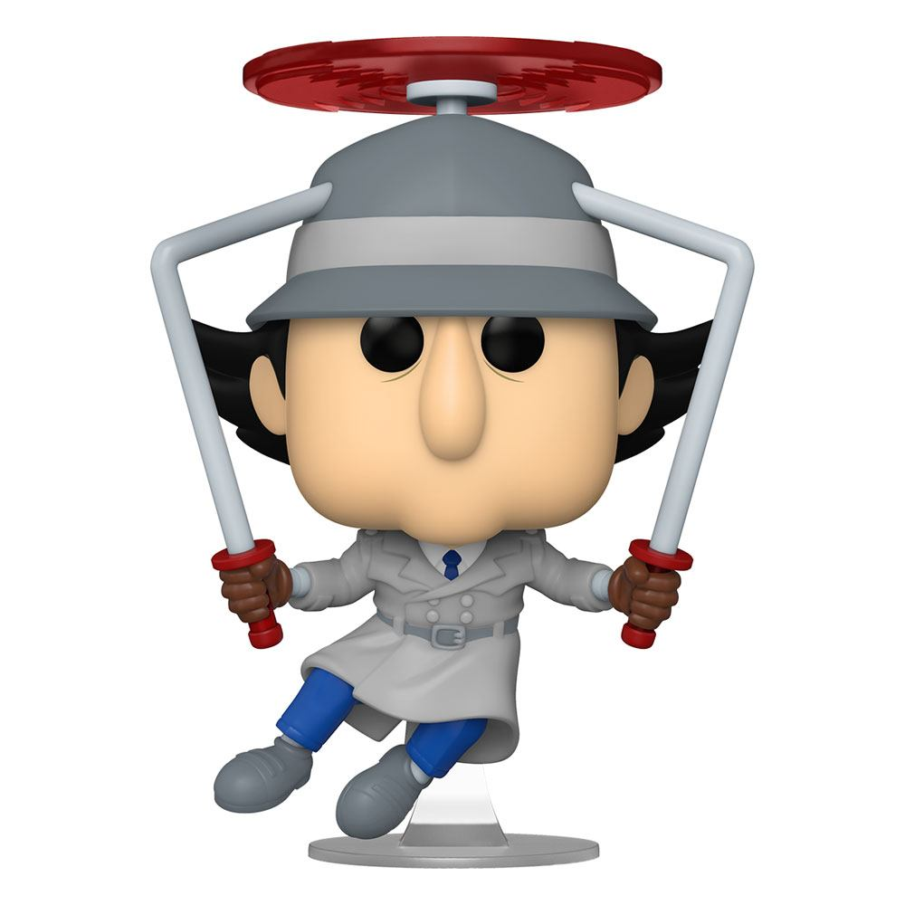 Inspector Gadget POP! Animation Vinyl Figure Inspector Gadget Flying 9 cm