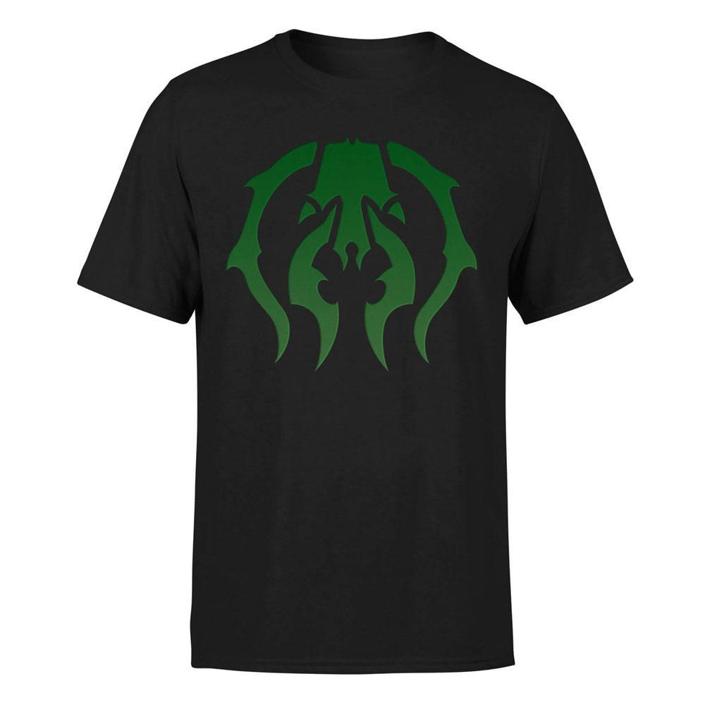 Magic the Gathering T-Shirt Golgari Symbol Size L