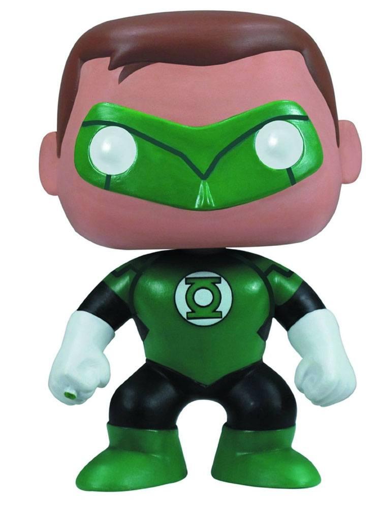DC Comics POP! Heroes Vinyl Figure Green Lantern (The New 52) 9 cm